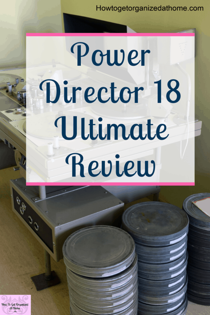 Are you looking for video editing software that works? I review PowerDirector 18 Ultimate and I think it's amazing. Click the link to read my full review of this amazing product. #sp #videoediting #videoeditingforbeginners