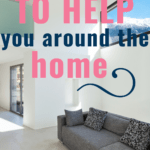 Home management systems can help you around the home. These tips and ideas will enable you to reduce stress in your home and life. #homemanagement #homelife #home