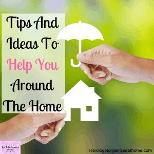 help around the home