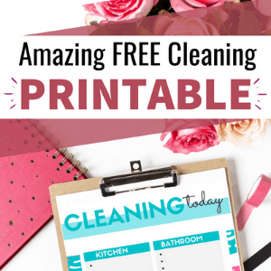 Free Cleaning today printable that is free todownload and enjoy.