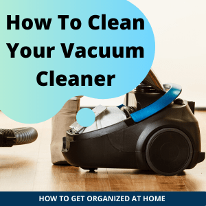 Are you looking to deep clean your vecuum cleaner? This is something you should do monthly, more frequently if you have a bagless vacuum. Check out how to clean it here: