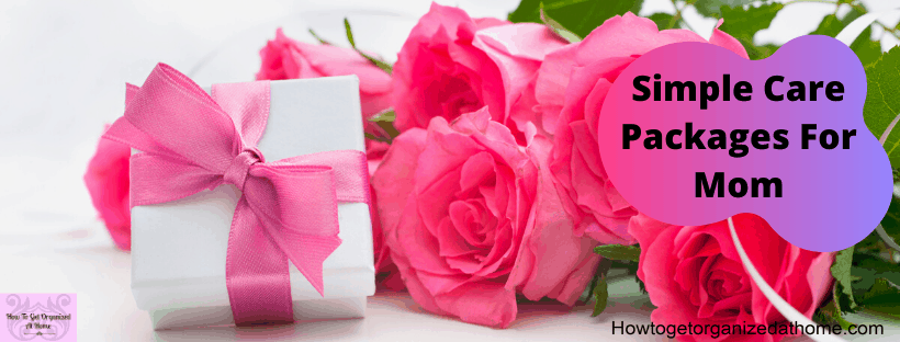 How about a care package for your mom this Mother's Day? It's a great idea to give something they will love and enjoy. I hope to inspire you to find the most perfect gift for your mom.
