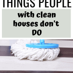 mop to clean