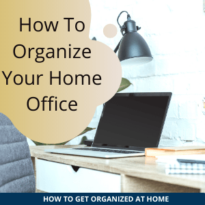 Looking for organization tips for a home office? These tips will help you transform your home office into something you will love. Don't be fooled if you think a home office always looks messy.