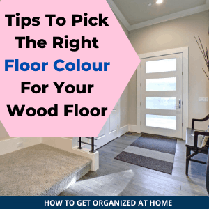 pick the right floor colour