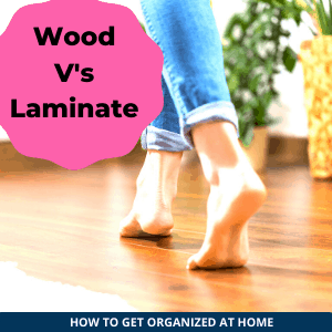 wood v''s laminate
