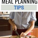 menu planning tips