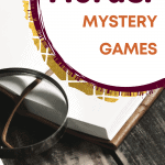 solve the mystery board games