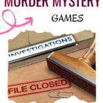 solving murder games