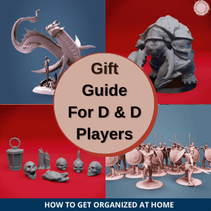 Gift Guide For D & D