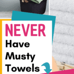 musty towels