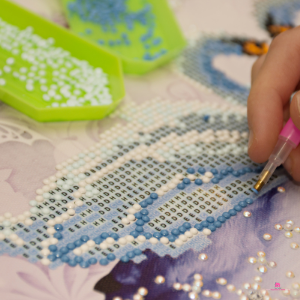 organizing diamond painting kirs